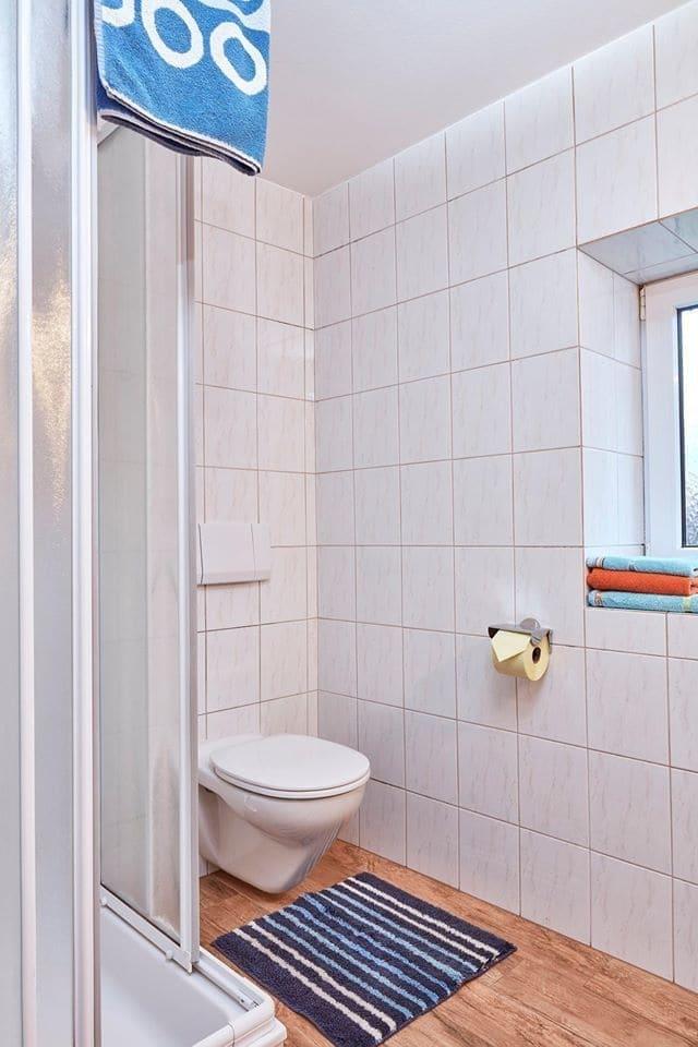 Badezimmer Ferienwohnung Nr. 2