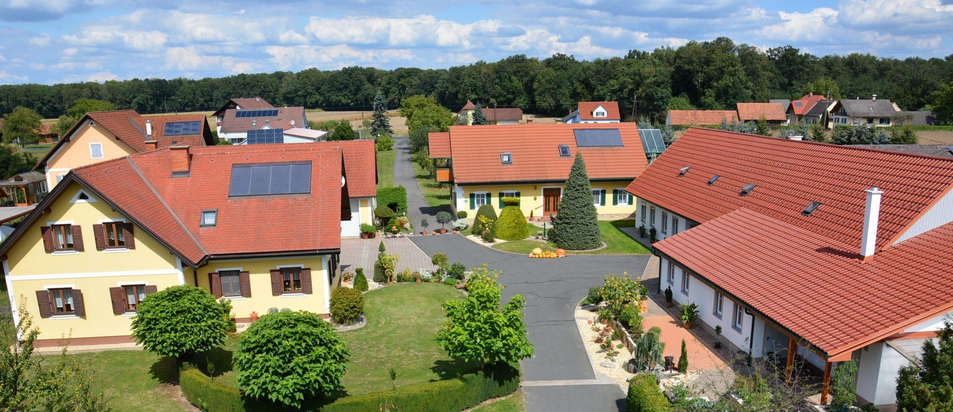 Ferienhof Majczan Bad Radkersburg Ferienwohnungen