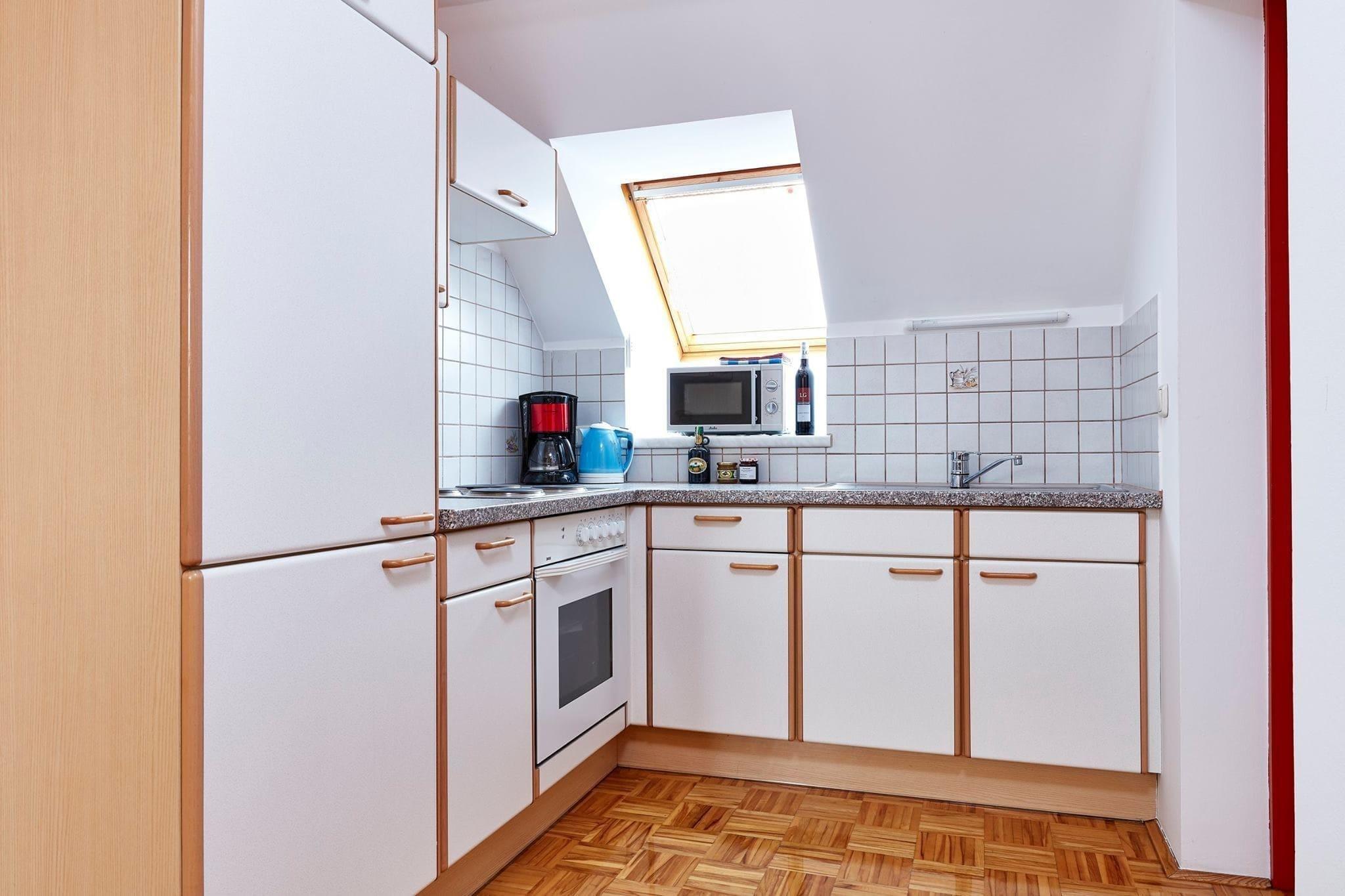 Wohnraum-Kuche-Ferienwohnung-Nr.-3