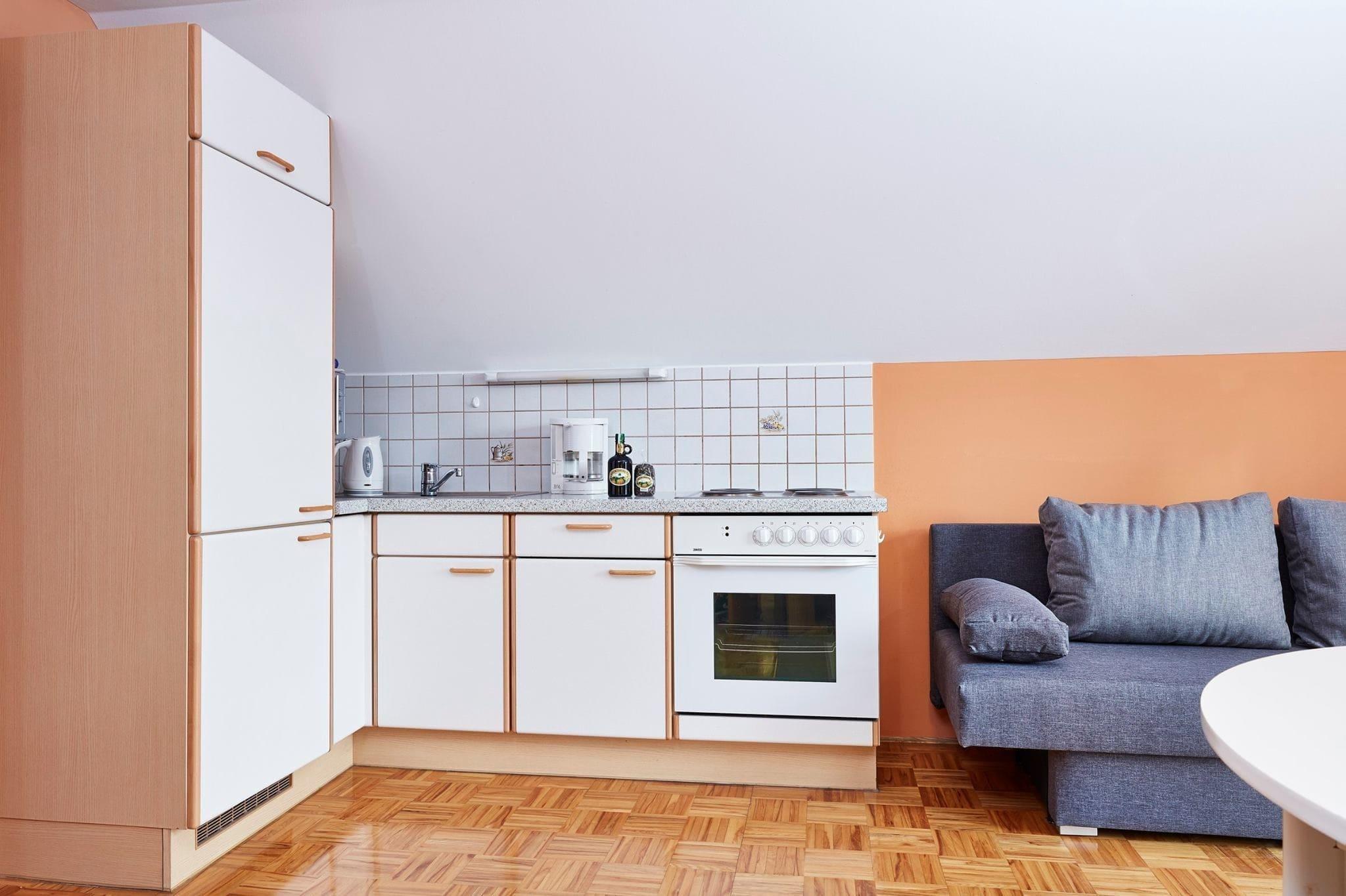 Wohnraum-Kuche-Ferienwohnung-Nr.-4